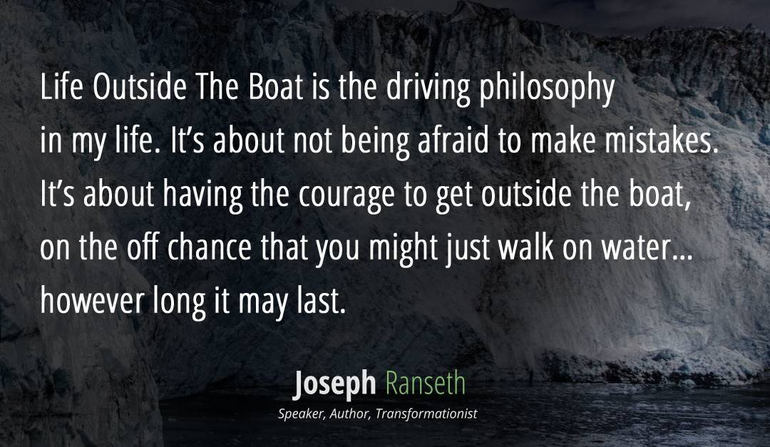 Life Outside The Boat
