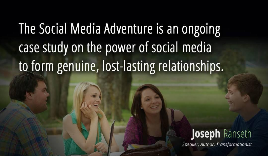 Social Media Adventure