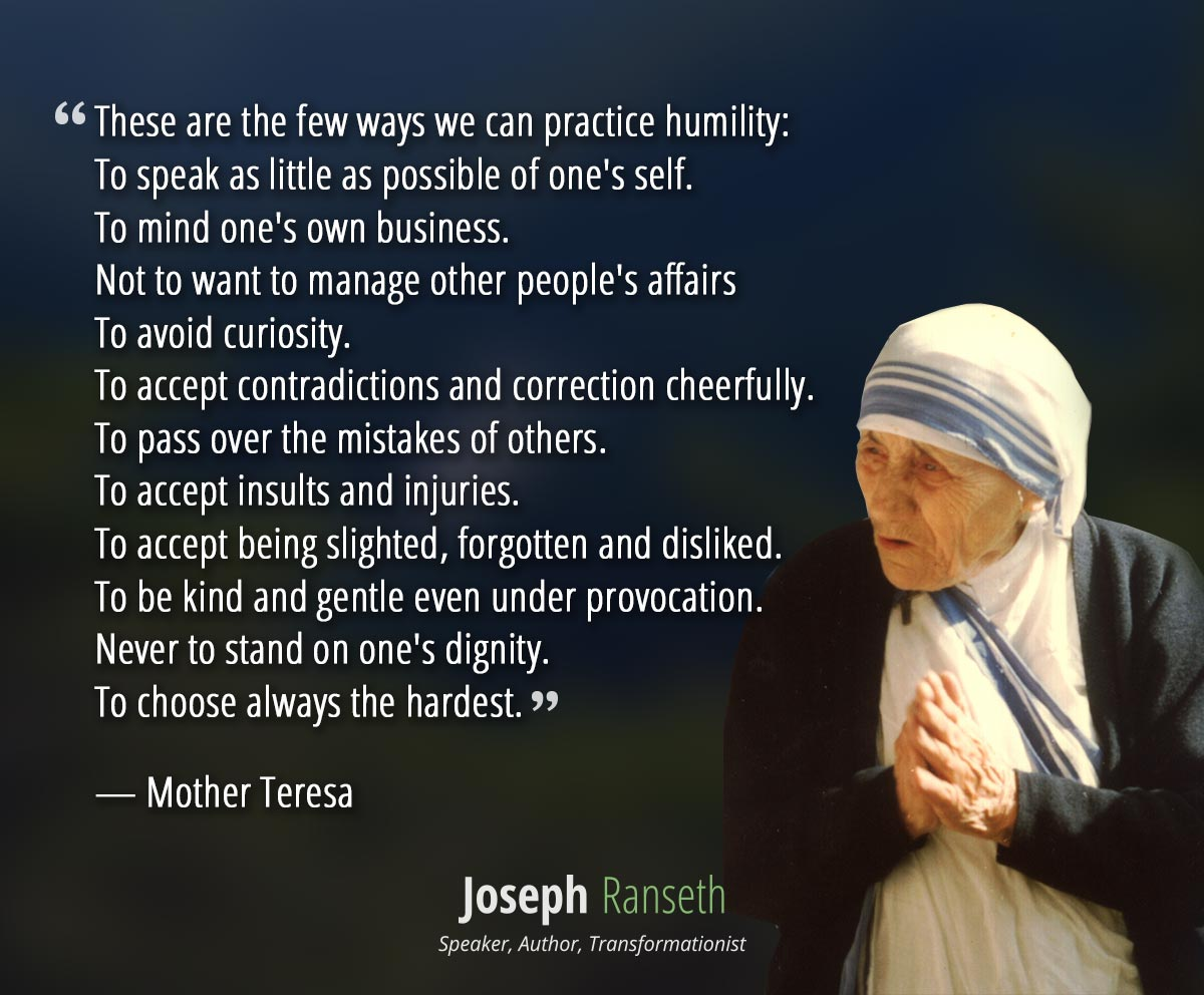 Life Quotes Mother Teresa Prepossessing 15 Mother Teresa Quotes To Cultivate Love And Compassion  Joseph