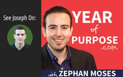 Podcast with Zephan Moses Blaxberg, The Year of Purpose