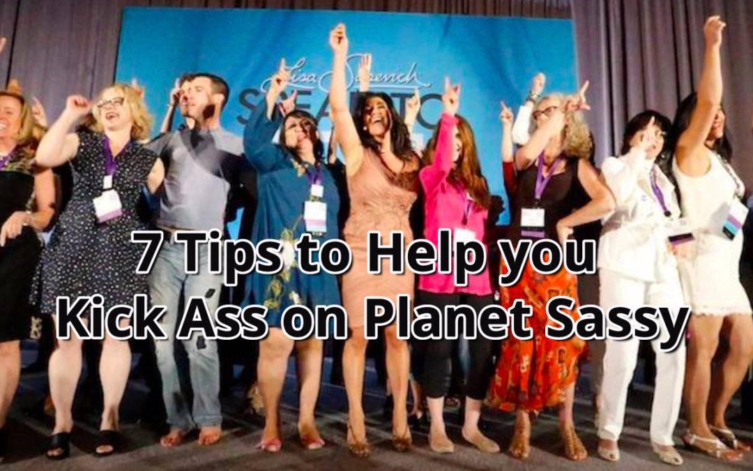 New Sassy Tips to Help You Kick Ass
